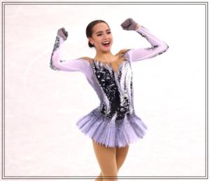 ザギトワ、平昌オリンピック、フィギュア、衣装