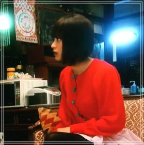 海月姫、9話、蔵子、カーディガン