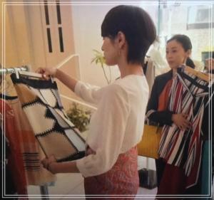 コンフィデンスマン、2話、吉瀬美智子、衣装