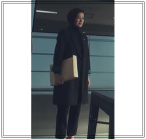 未解決の女、1話、鈴木京香、衣装