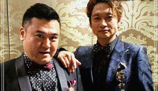 おじゃマップ最終回、香取慎吾のドルガバのスーツ姿がかっこいい!似合ってた