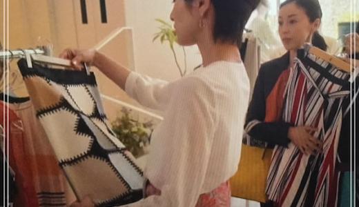 コンフィデンスマン2話、吉瀬美智子の衣装が素敵!ブランドはどこ?購入は?