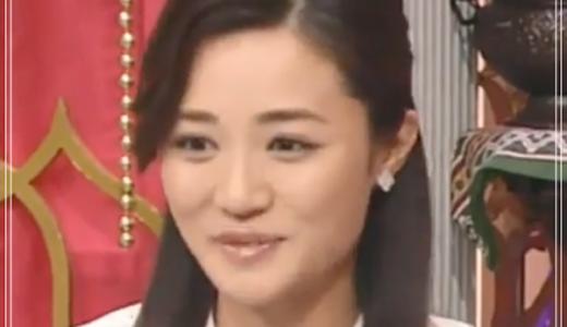 内田有紗の中学時代がかわいい!実家は大金持ち?妹もアナウンサーなの?
