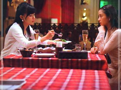 高嶺の花1話、ロケ地のレストランはキリストンカフェ!場所は?