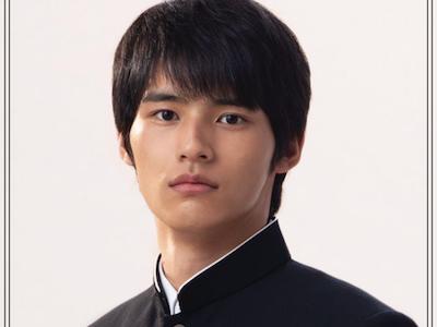 中学聖日記のキャスト・晶役は岡田健史!高校野球の頃の画像は?
